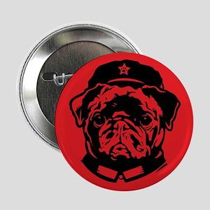 Black Pug Revolution Icon-Button