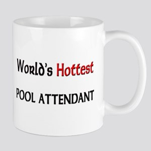 World's Hottest Pool Attendant Mug