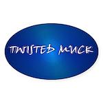 TwistedMUCK Logo Sticker