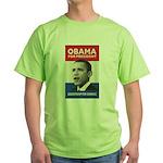 Obama JFK '60-Style Green T-Shirt