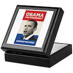 Obama JFK '60-Style Keepsake Box