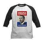 Obama JFK '60-Style Kids Baseball Jersey