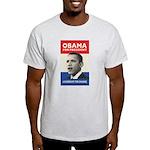 Obama JFK '60-Style Light T-Shirt