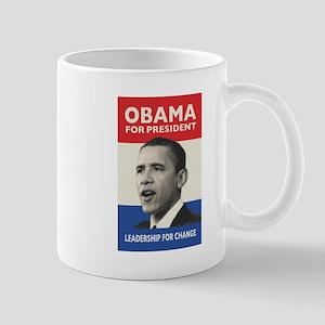 Obama JFK '60-Style Mug