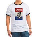 Obama JFK '60-Style Ringer T