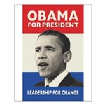 Obama JFK '60-Style Small Poster