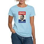 Obama JFK '60-Style Women's Light T-Shirt