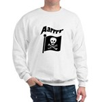 Pirate Flag- Jolly Roger Sweatshirt