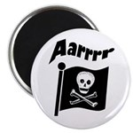Pirate Flag- Jolly Roger 2.25