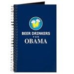Beer Drinkers Obama Journal
