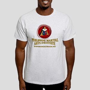 2-Circle Logo larger website T-Shirt