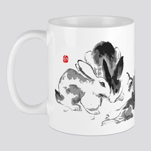 """The Rabbit"" Mug"