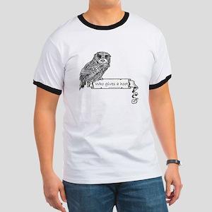 Hoot Owl Ringer T