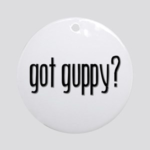 Got Guppy? Keepsake (Round)