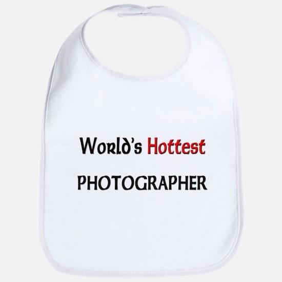 World's Hottest Photographer Bib