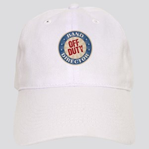 Off Duty Band Director Cap