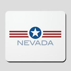 Star Stripes Nevada Mousepad