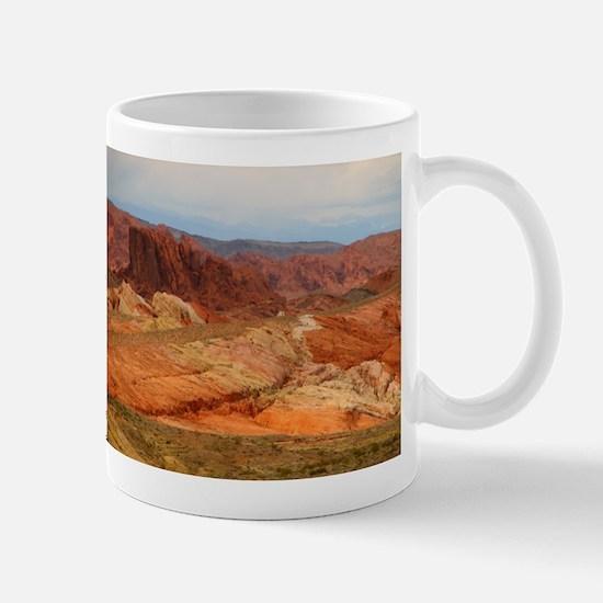 Valley of Fire Mug