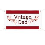 Vintage Dad Banner