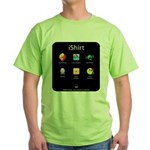 The iShirt (Green T-Shirt)