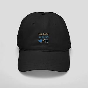 Blue Jeans 70th Black Cap