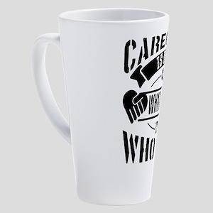 Caregiver 17 oz Latte Mug
