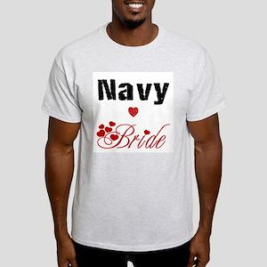 Navy Bride Light T-Shirt
