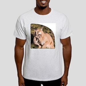 Cougar Ash Grey T-Shirt