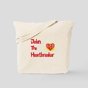 Jalen the Heartbreaker Tote Bag