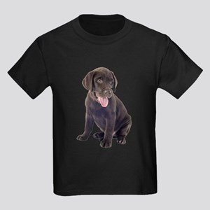 Chocolate, Lab, puppy T-Shirt