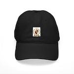 BLONDEL Family Crest Black Cap