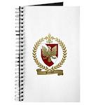 BLONDEL Family Crest Journal