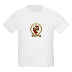 BLONDEL Family Crest Kids T-Shirt