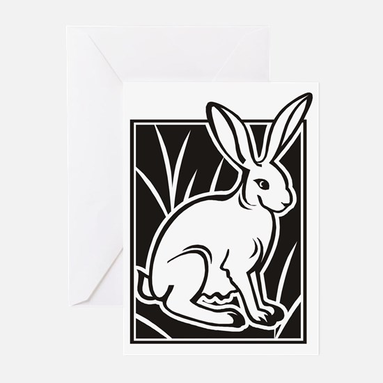 Year of the Rabbit Greeting Cards (Pk of 10)