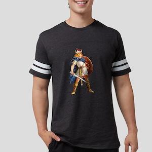 Scandinavian Viking Mens Football Shirt