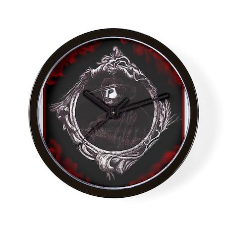 Phantom (Red) ~ Wall Clock