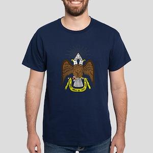 Scottish Rite 32nd Degree Dark T-Shirt