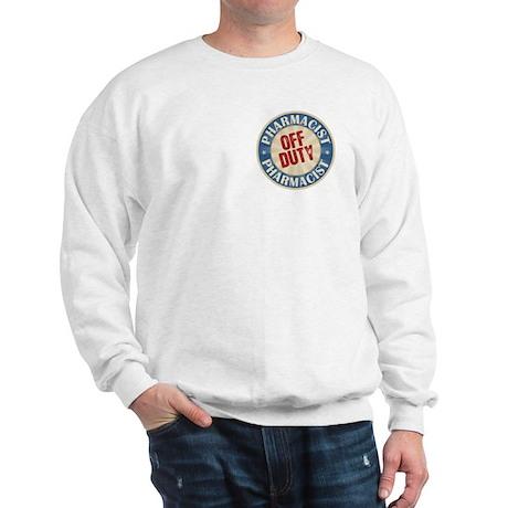 Off Duty Pharmacist Sweatshirt