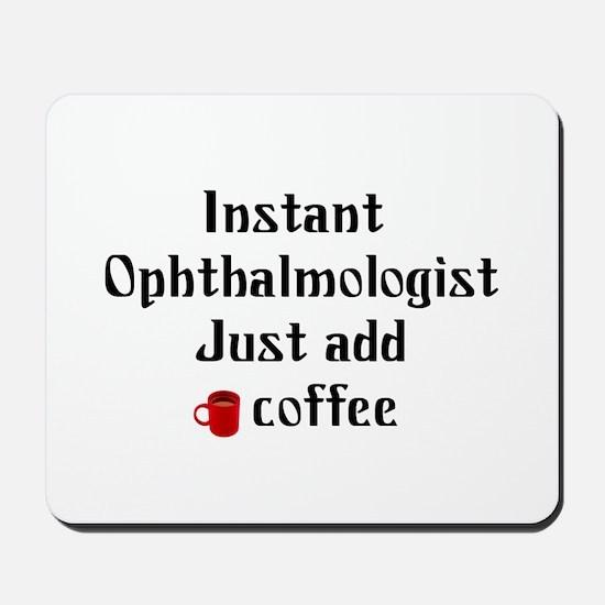 Ophthalmologist Mousepad