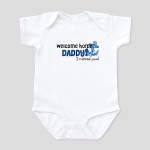 9ac6de391 Welcome Home Dad Baby Bodysuits - CafePress