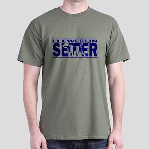 Hidden Llewellin Setter Dark T-Shirt