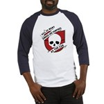 Kill As Many Zombies And Vamp Baseball Jersey