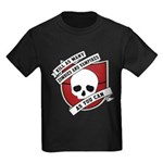 Kill As Many Zombies And Vamp Kids Dark T-Shirt