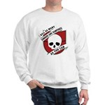 Kill As Many Zombies And Vamp Sweatshirt