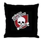 Kill As Many Zombies And Vamp Throw Pillow