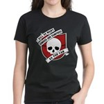 Kill As Many Zombies And Vamp Women's Dark T-Shirt