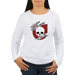 Kill As Many Zombies And Vamp Women's Long Sleeve
