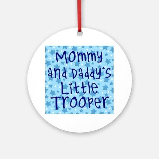 Little Trooper Ornament (Round)