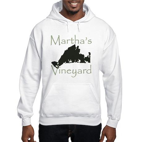 Martha's Vineyard Hooded Sweatshirt