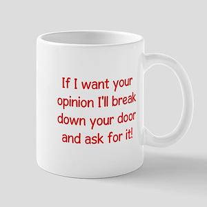 ATF Agent Mug